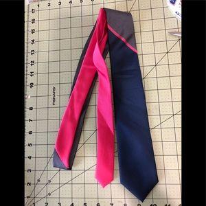 Apt.9 Designer slim multi color tie